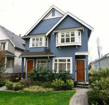 Vancouver character home